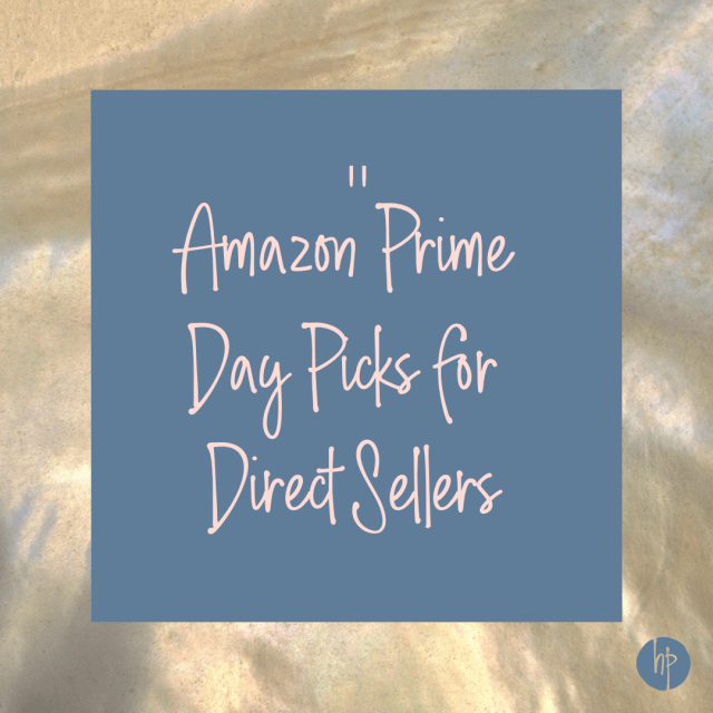 Amazon Prime Day Picks for Direct Sellers