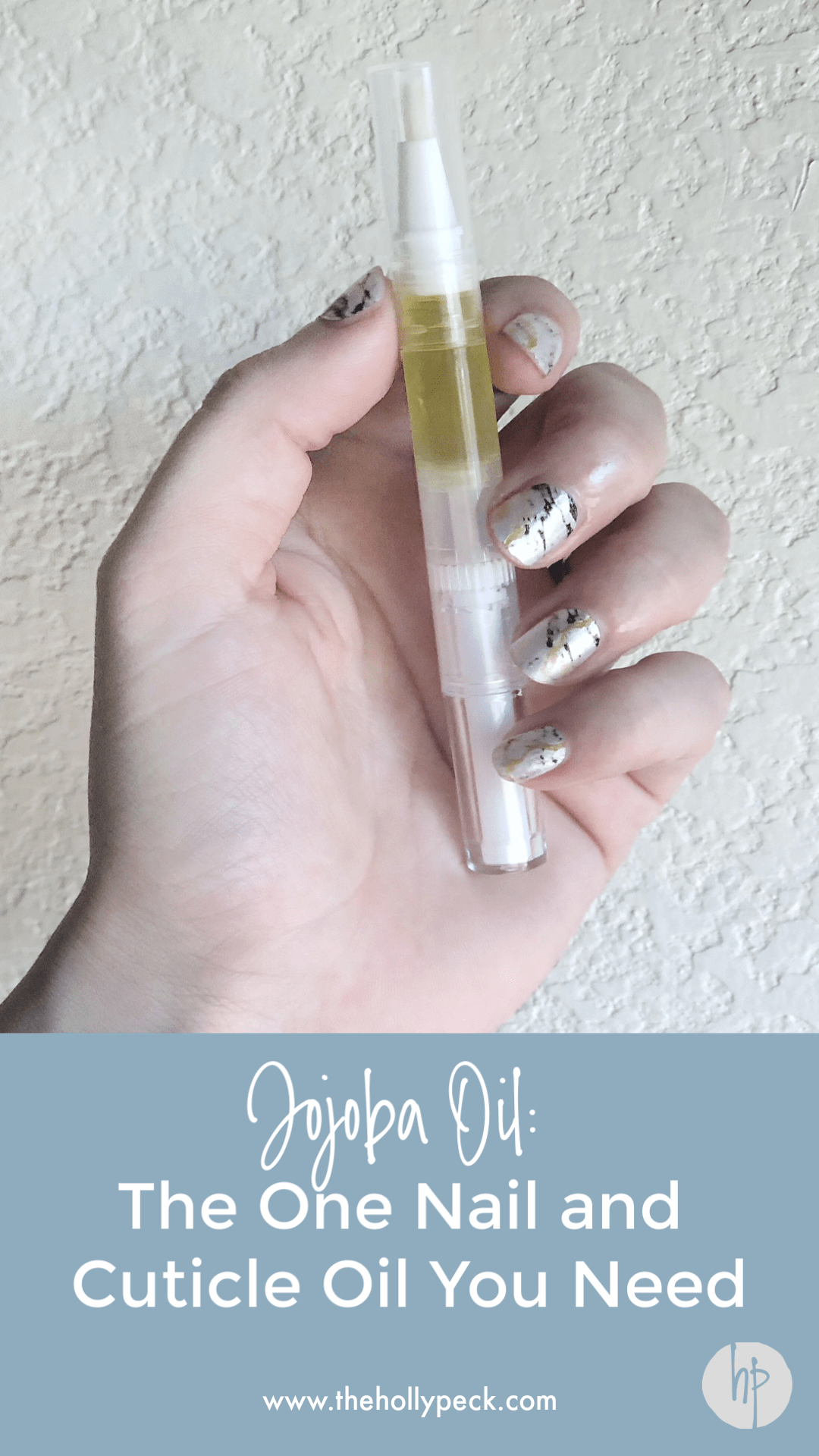 jojoba oil pen