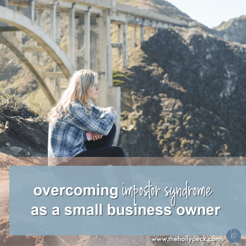 Overcoming Impostor Syndrome as a Business Owner