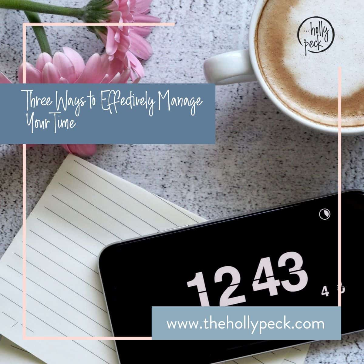 time management featured image