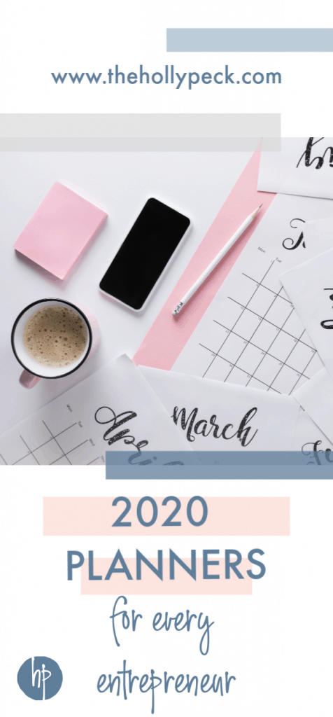 2020 planner review